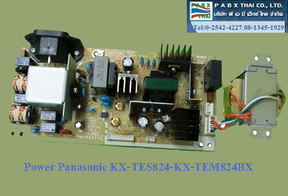 panasonic kx tes824 installation manual